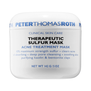 Peter Thomas Roth - Therapeutic Sulfur Mask Acne Treatment Mask