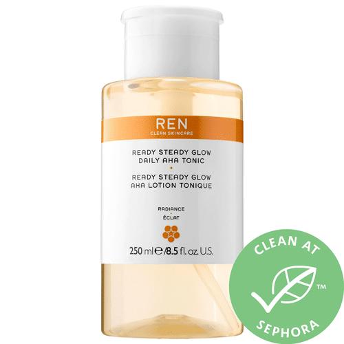 REN Clean Skincare - Ready Steady Glow Daily AHA Toner