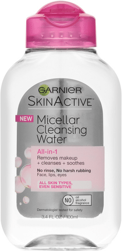 Garnier - SkinActive Micellar Cleansing Water All-in-1 Cleanser & Makeup Remover