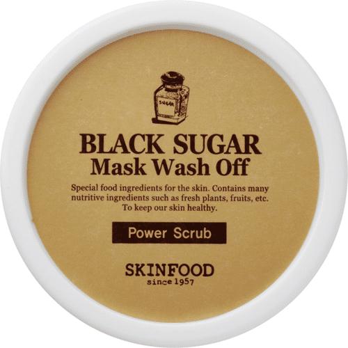 Skinfood - Black Sugar Mask Wash Off
