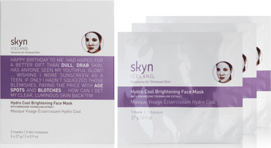 Skyn Iceland - Hydro Cool Brightening Face Mask
