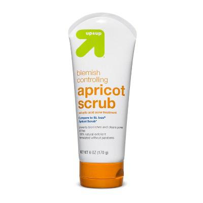 Up&Up - Apricot Blemish Scrub
