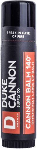 Duke Cannon Supply Co - Online Only Cannon Balm 140 Degrees Tactical Lip Protectant