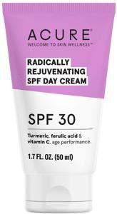 ACURE - Radically Rejuvenating SPF 30 Day Cream