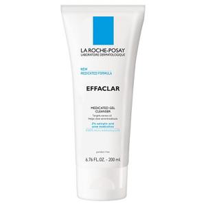 La Roche Posay - Effaclar Medicated Gel Face Cleanser for Acne Prone Skin