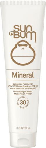 Sun Bum - Mineral Face Lotion SPF 30