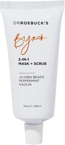 Dr Roebuck's - Byron 2-in-1 Mask + Scrub
