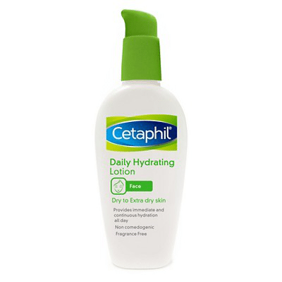 Cetaphil - Unscented Cetaphil Daily Hydrating Lotion