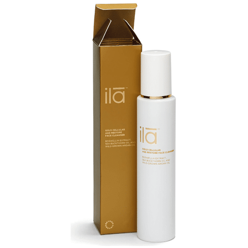 ila-spa - Ila-Spa Gold Cellular Age-Restore Face Cleanser