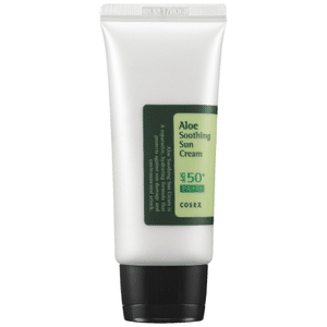COSRX - Aloe Soothing PA+++ Sun Cream SPF 50