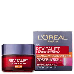 L'Oréal Paris - Revitalift Laser Renew Anti-Ageing Cream SPF20