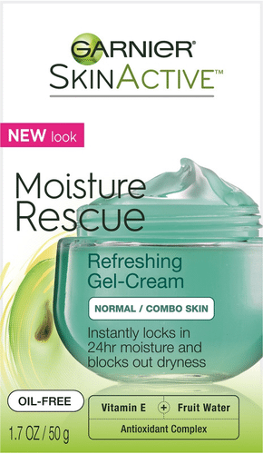 Garnier - SkinActive Moisture Rescue Refreshing Gel-Cream