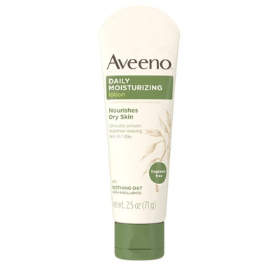 Aveeno - Unscented Aveeno Daily Moisturizing Lotion To Relieve Dry Skin